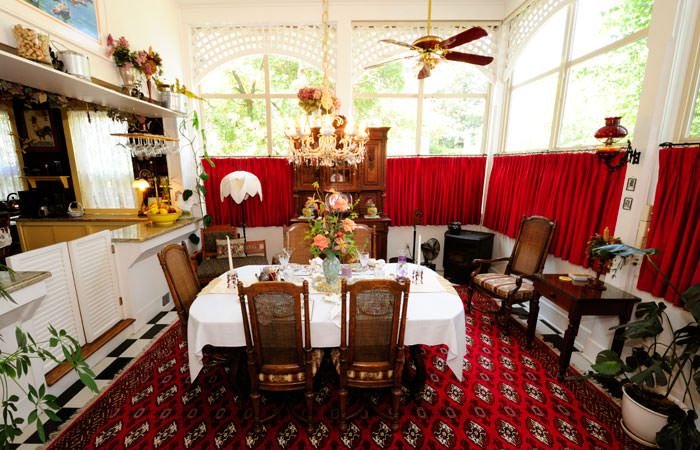 Harkey House Dining Room